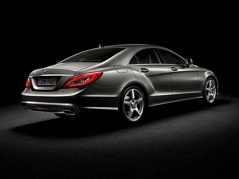 Mercedes-Benz CLS: (trošku) podrobnější informace a ceny: - fotka 17