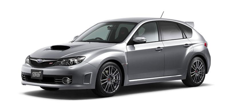 Subaru Impreza WRX STI se chystá do USA... Jako sedan!: - fotka 11