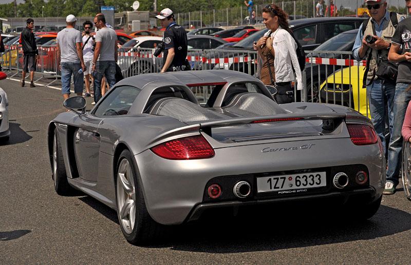 Fotoreportáž: setkání Klubu sportovních aut Brno 2012: - fotka 78