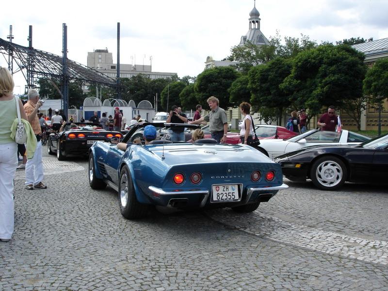 Prahou burácelo 250 Corvette: - fotka 30