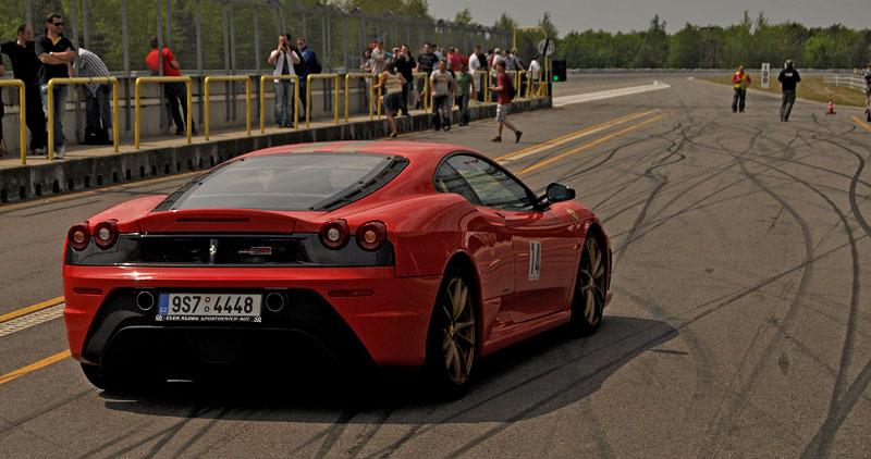 Fotoreportáž: setkání Klubu sportovních aut Brno 2012: - fotka 87