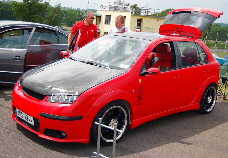 AZ pneu Tuning Cup 2008 – Fashion Cars Vysoké Mýto: - fotka 34