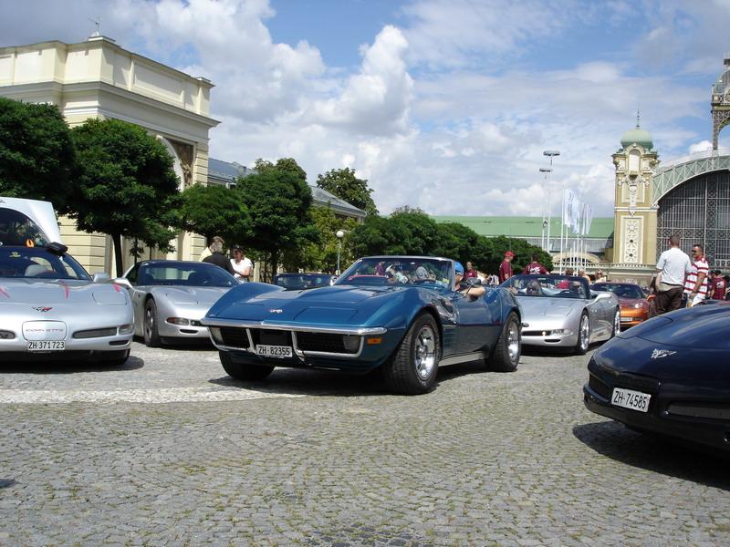 Prahou burácelo 250 Corvette: - fotka 31