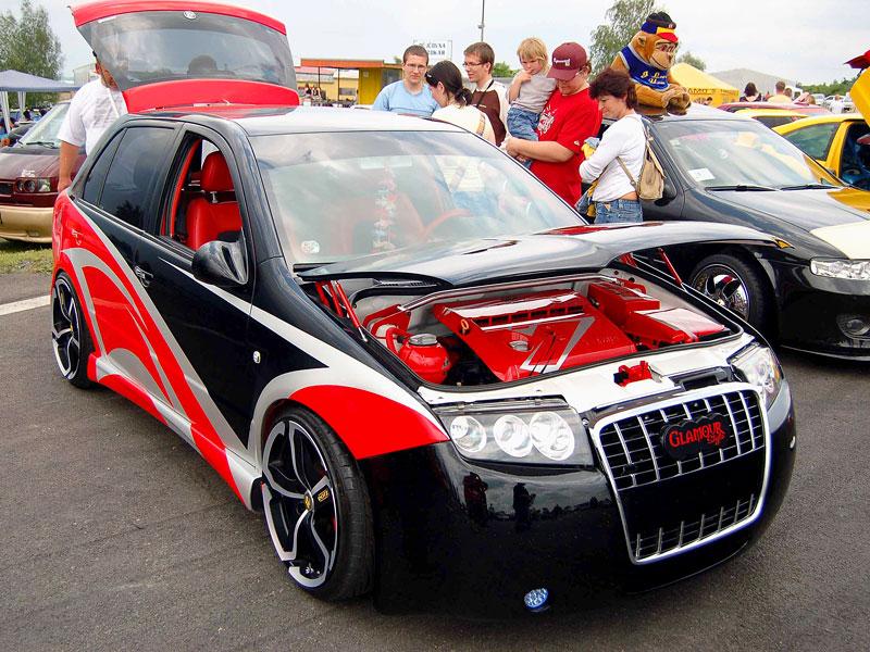 AZ pneu Tuning Cup 2008 – Fashion Cars Vysoké Mýto: - fotka 38