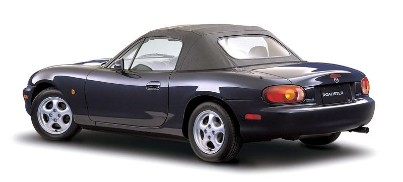 Pod lupou: Mazda MX-5 – Dvacet let s větrem ve vlasech (Díl druhý): - fotka 164