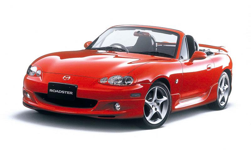 Pod lupou: Mazda MX-5 – Dvacet let s větrem ve vlasech (Díl druhý): - fotka 169