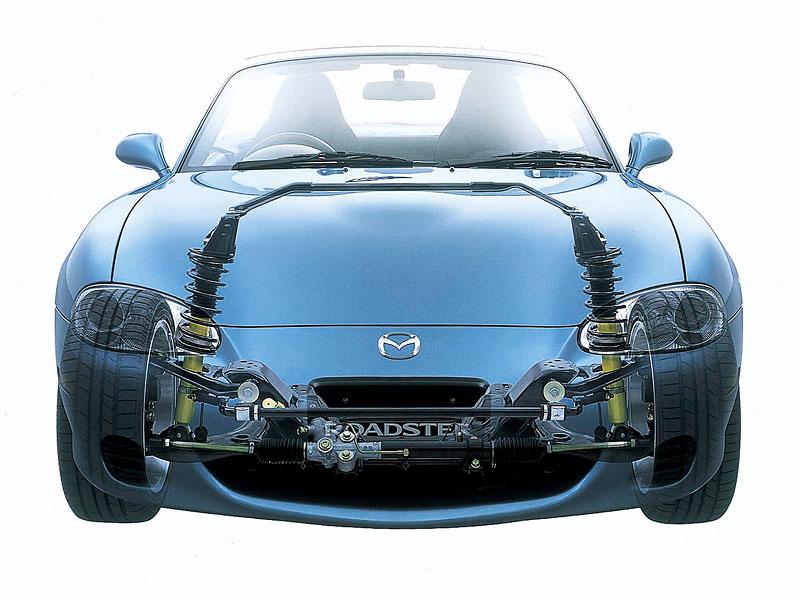 Pod lupou: Mazda MX-5 – Dvacet let s větrem ve vlasech (Díl druhý): - fotka 173