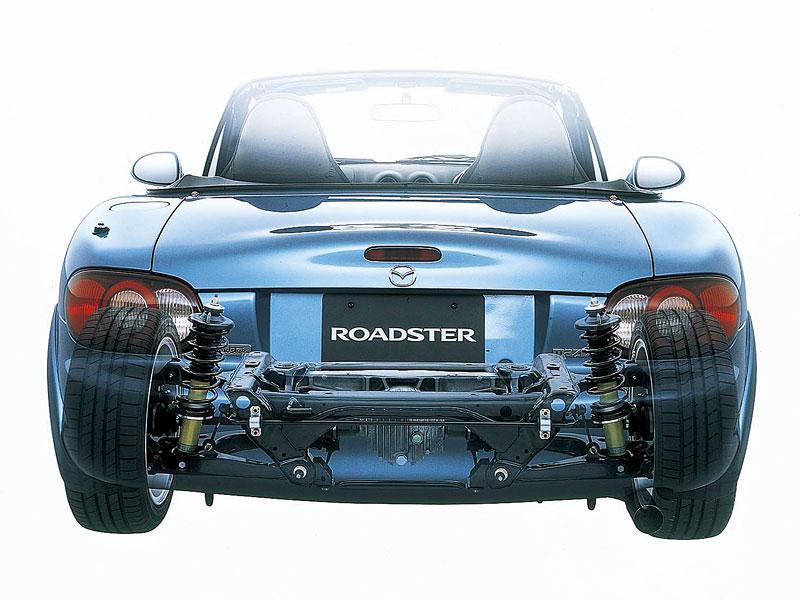 Pod lupou: Mazda MX-5 – Dvacet let s větrem ve vlasech (Díl druhý): - fotka 174