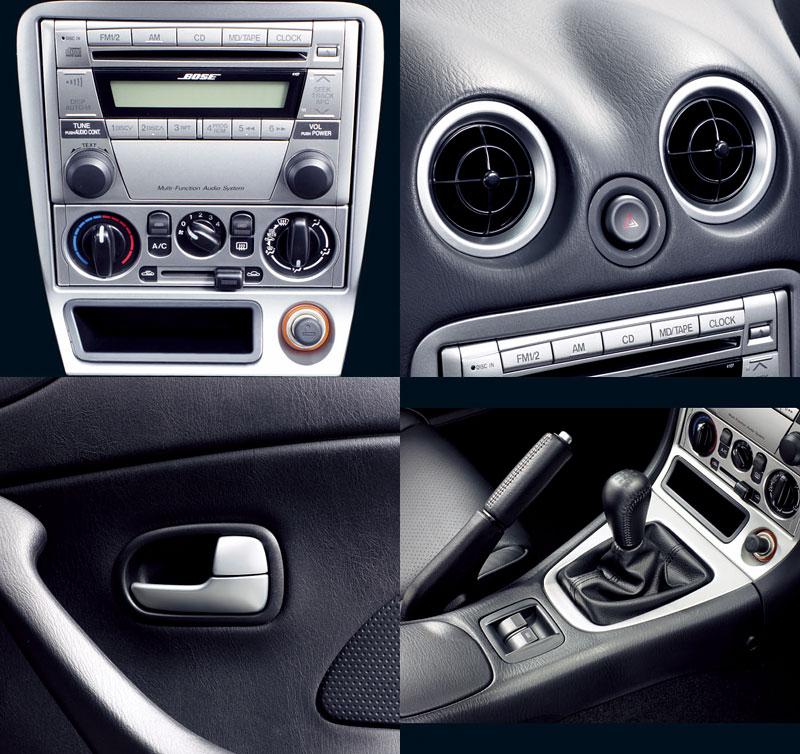 Pod lupou: Mazda MX-5 – Dvacet let s větrem ve vlasech (Díl druhý): - fotka 176