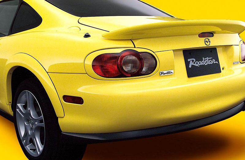 Pod lupou: Mazda MX-5 – Dvacet let s větrem ve vlasech (Díl druhý): - fotka 183