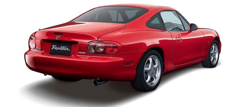 Pod lupou: Mazda MX-5 – Dvacet let s větrem ve vlasech (Díl druhý): - fotka 186