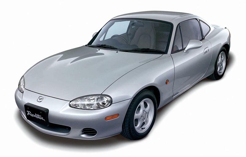 Pod lupou: Mazda MX-5 – Dvacet let s větrem ve vlasech (Díl druhý): - fotka 188