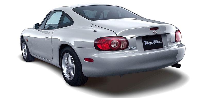 Pod lupou: Mazda MX-5 – Dvacet let s větrem ve vlasech (Díl druhý): - fotka 189