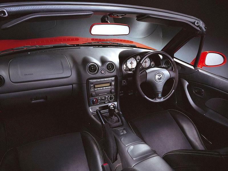 Pod lupou: Mazda MX-5 – Dvacet let s větrem ve vlasech (Díl druhý): - fotka 190