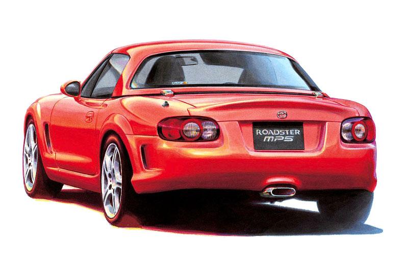Pod lupou: Mazda MX-5 – Dvacet let s větrem ve vlasech (Díl druhý): - fotka 192