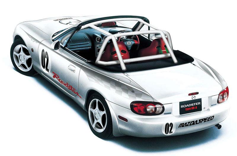 Pod lupou: Mazda MX-5 – Dvacet let s větrem ve vlasech (Díl druhý): - fotka 194