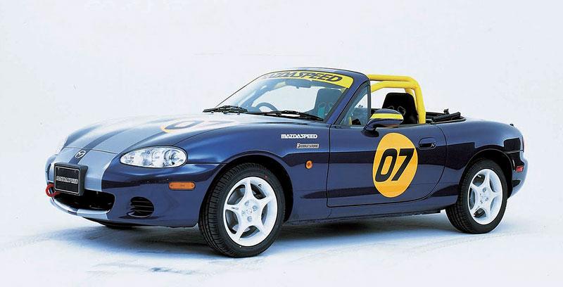 Pod lupou: Mazda MX-5 – Dvacet let s větrem ve vlasech (Díl druhý): - fotka 195