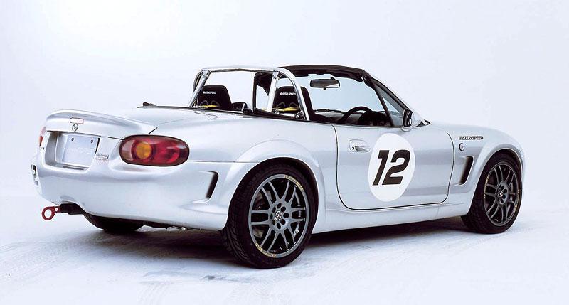 Pod lupou: Mazda MX-5 – Dvacet let s větrem ve vlasech (Díl druhý): - fotka 197