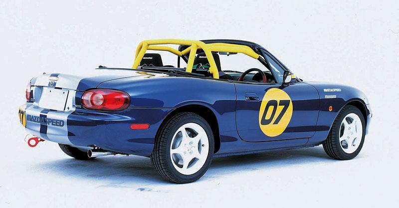 Pod lupou: Mazda MX-5 – Dvacet let s větrem ve vlasech (Díl druhý): - fotka 198
