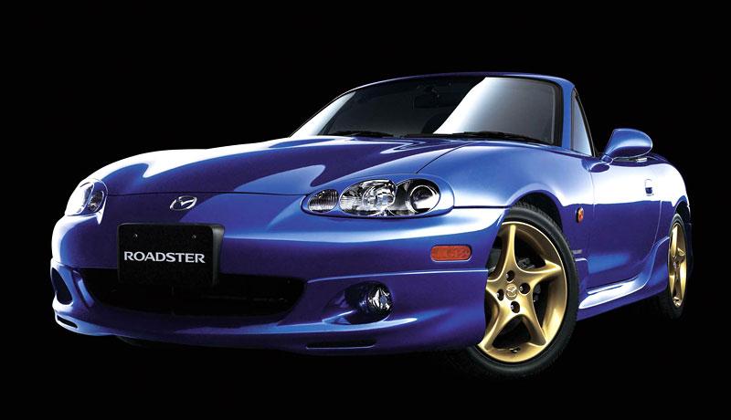 Pod lupou: Mazda MX-5 – Dvacet let s větrem ve vlasech (Díl druhý): - fotka 199