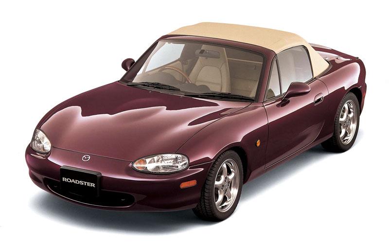 Pod lupou: Mazda MX-5 – Dvacet let s větrem ve vlasech (Díl druhý): - fotka 205