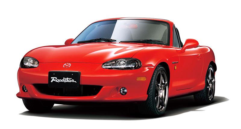 Pod lupou: Mazda MX-5 – Dvacet let s větrem ve vlasech (Díl druhý): - fotka 207