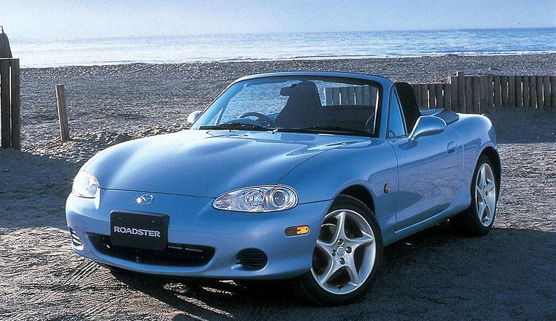 Pod lupou: Mazda MX-5 – Dvacet let s větrem ve vlasech (Díl druhý): - fotka 208