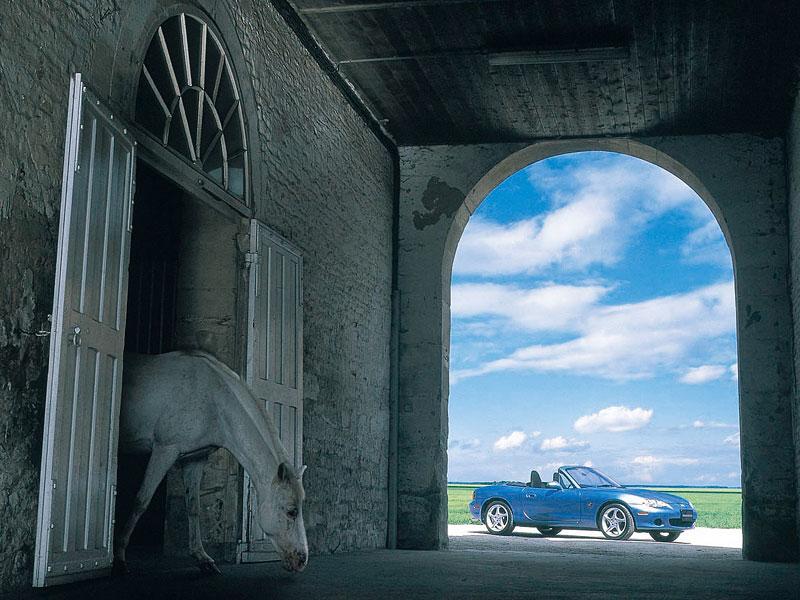 Pod lupou: Mazda MX-5 – Dvacet let s větrem ve vlasech (Díl druhý): - fotka 209