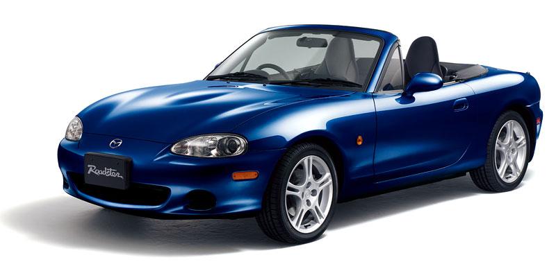 Pod lupou: Mazda MX-5 – Dvacet let s větrem ve vlasech (Díl druhý): - fotka 210