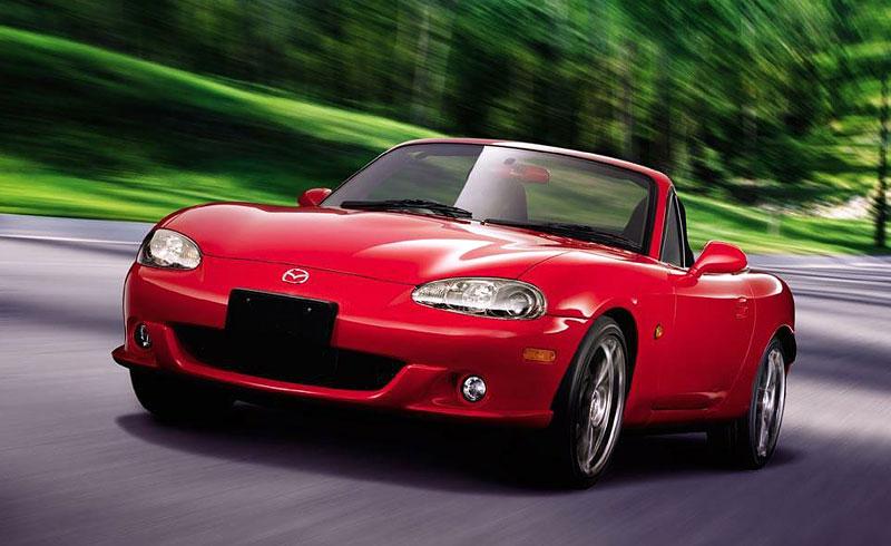 Pod lupou: Mazda MX-5 – Dvacet let s větrem ve vlasech (Díl druhý): - fotka 215