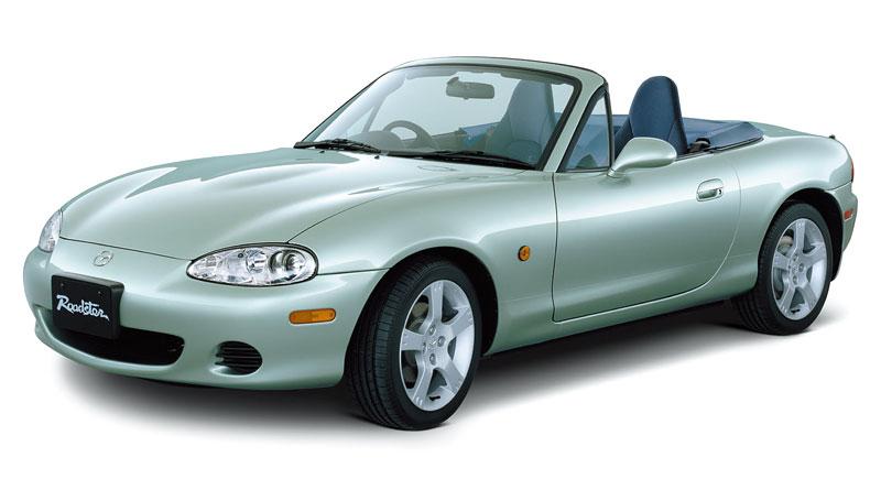 Pod lupou: Mazda MX-5 – Dvacet let s větrem ve vlasech (Díl druhý): - fotka 218