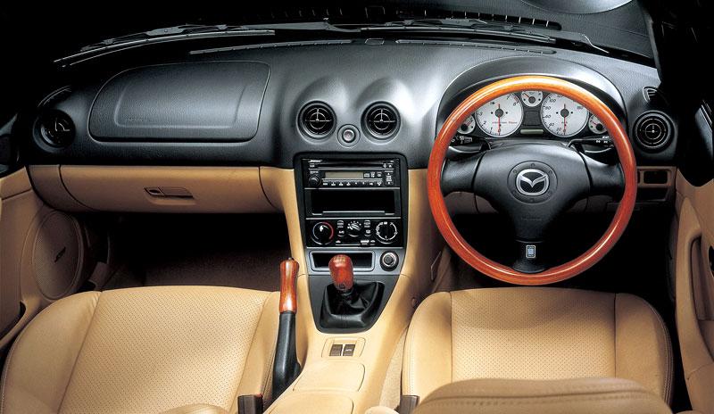 Pod lupou: Mazda MX-5 – Dvacet let s větrem ve vlasech (Díl druhý): - fotka 219