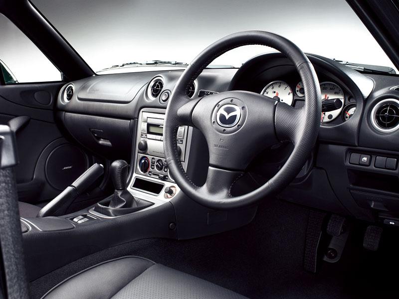 Pod lupou: Mazda MX-5 – Dvacet let s větrem ve vlasech (Díl druhý): - fotka 220