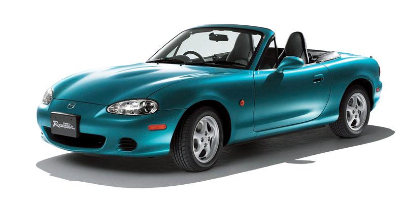 Pod lupou: Mazda MX-5 – Dvacet let s větrem ve vlasech (Díl druhý): - fotka 223