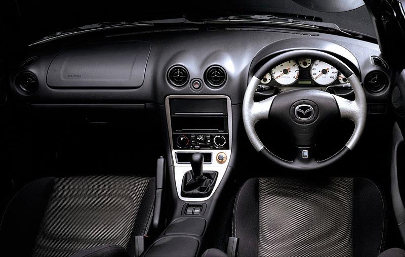 Pod lupou: Mazda MX-5 – Dvacet let s větrem ve vlasech (Díl druhý): - fotka 225
