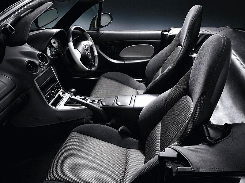 Pod lupou: Mazda MX-5 – Dvacet let s větrem ve vlasech (Díl druhý): - fotka 226