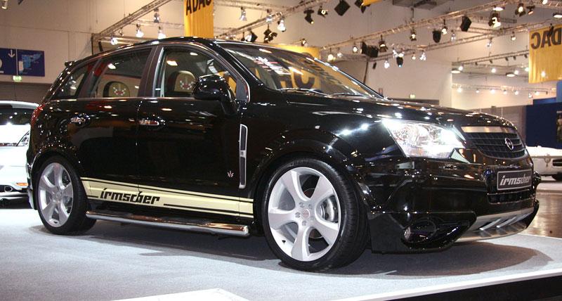 Essen 2007 Opel Antara by Irmscher: Antara přitvrdila: - fotka 3