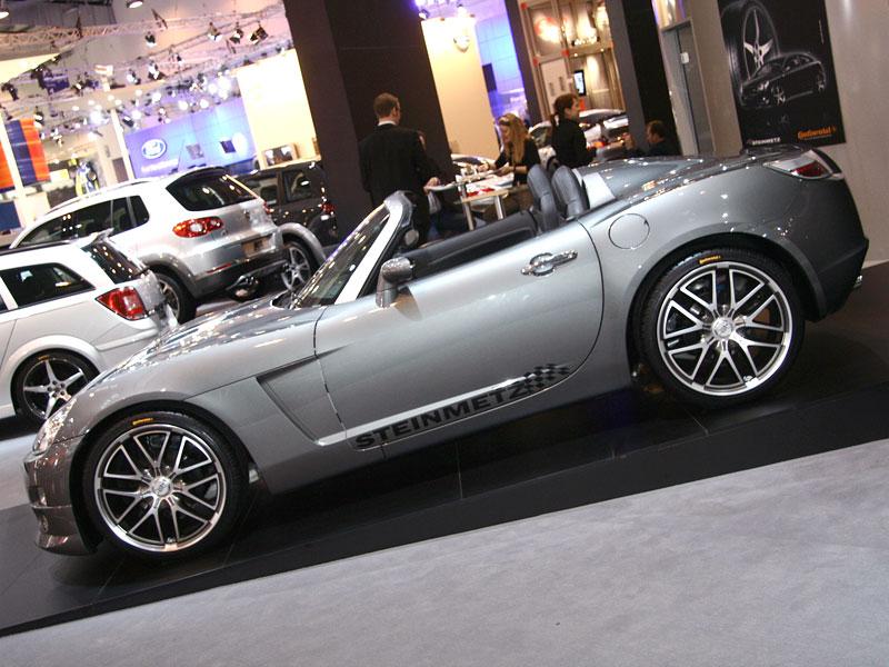 Essen živě: Steinmetz Opel GT: - fotka 4