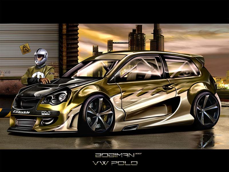 VW Polo může být hot!: - fotka 4