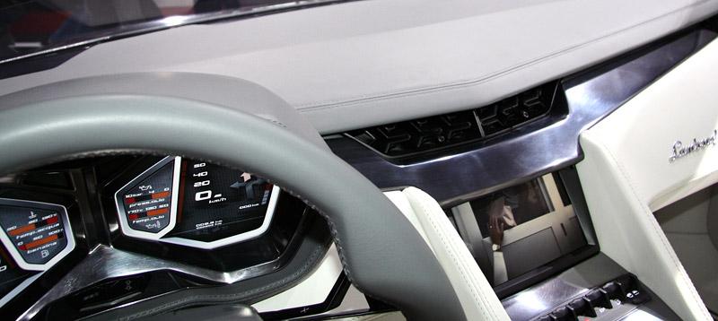 Lamborghini Estoque opět na pořadu dne?: - fotka 3