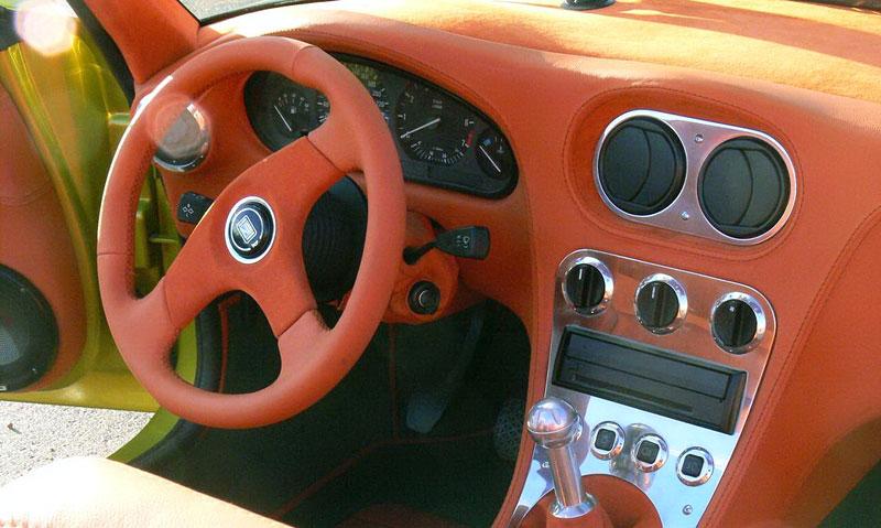 Cardi Body II: dvoumístný roadster s technikou BMW: - fotka 1
