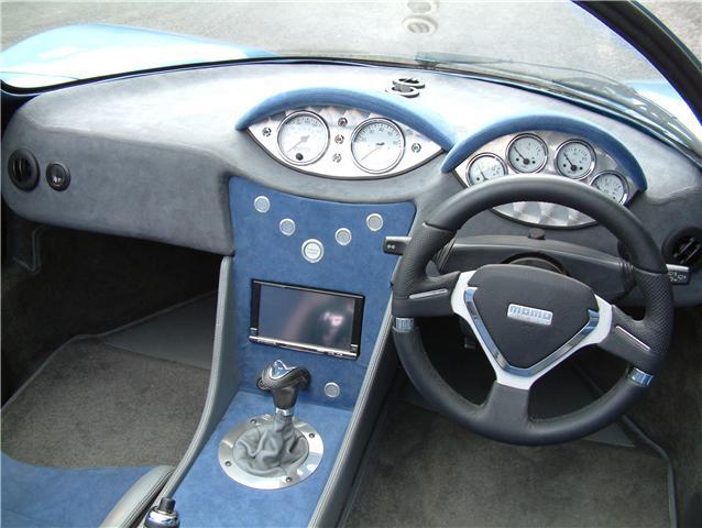 Vision Sportscars Minotaur: mezinárodní mix: - fotka 1