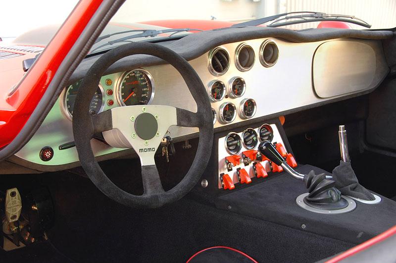 Shelby Daytona Coupe Le Mans Edition: replika závodní hvězdy: - fotka 1
