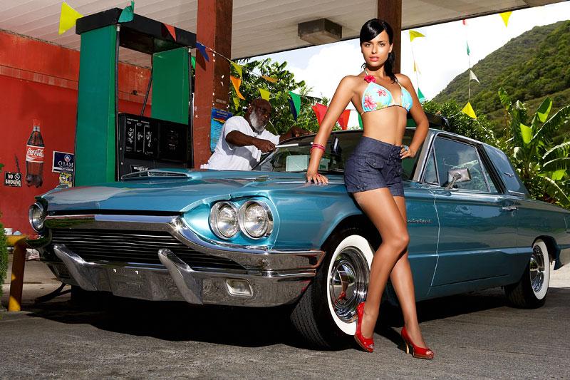 Miss Tuning 2010: kalendář: - fotka 4