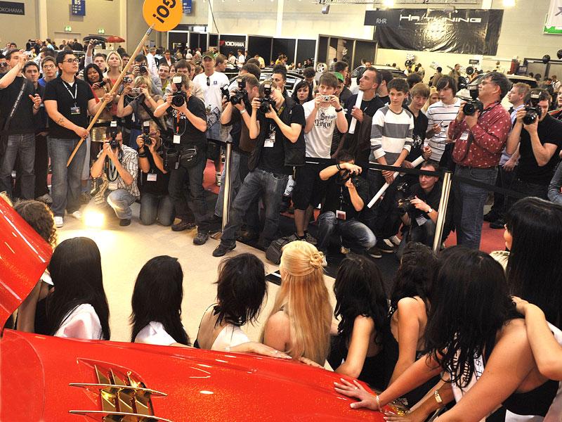 Miss Tuning 2011: uzavírka přihlášek se blíží: - fotka 3