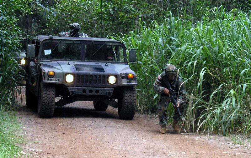 Americká armáda: konec Humvee v prvních liniích: - fotka 3
