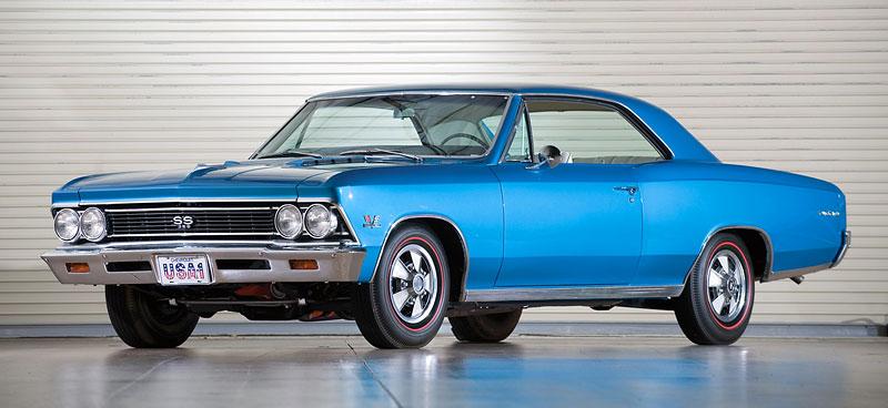 RM Auctions připravuje dražbu klasických muscle cars: - fotka 3