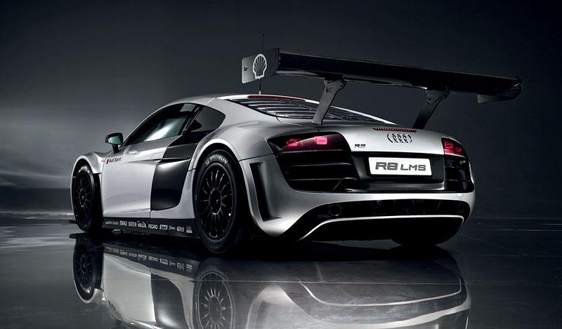 Audi R8 LMS: sedm vozů na 24 hodin Nürburgringu: - fotka 3