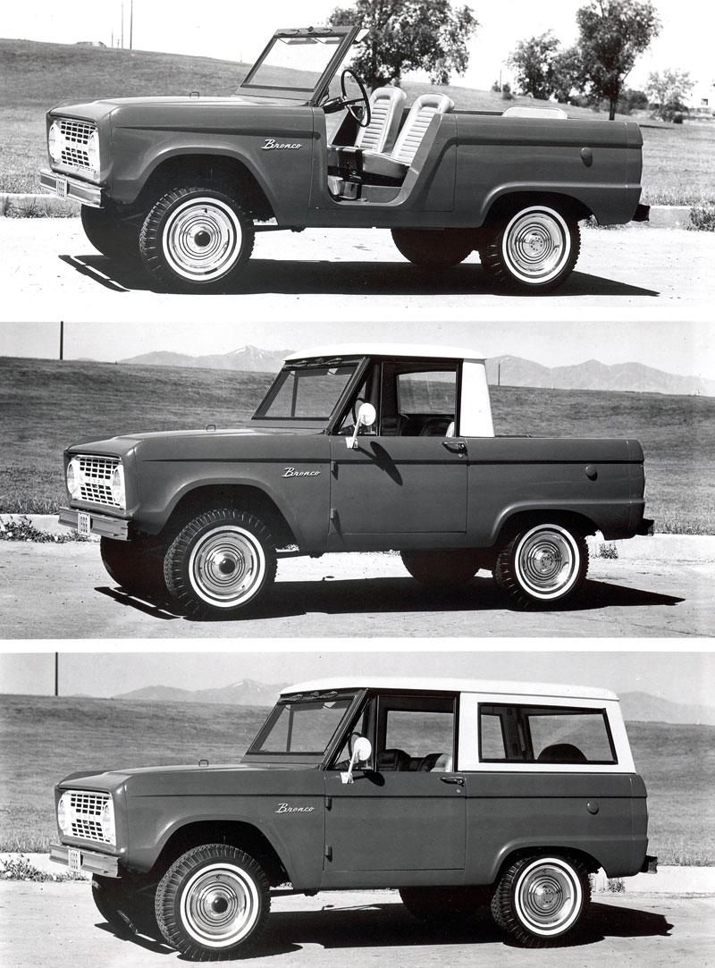 Ford nabízí náhradní díly pro své klasické modely: - fotka 3