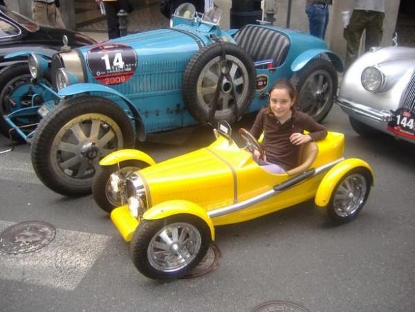 Harrington Group: Bugatti, Porsche a další klasici nejen pro děti: - fotka 3